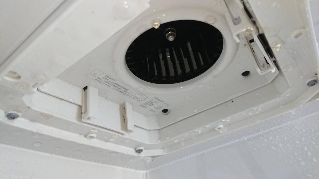 浴室乾燥機 浴室乾燥機の蓋